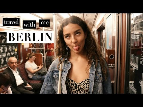 TRAVEL VLOG | 3 NIGHTS IN BERLIN