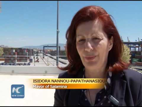 China's investment to Greek Piraeus port brings new hope