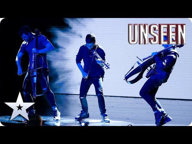 EPIC, ATMOSPHERIC and a little bit HAUNTING: Ember Trio are a triple threat! | BGT: UNSEEN