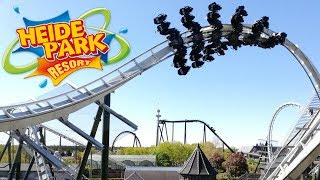 Heide Park Day Two Vlog May 2019