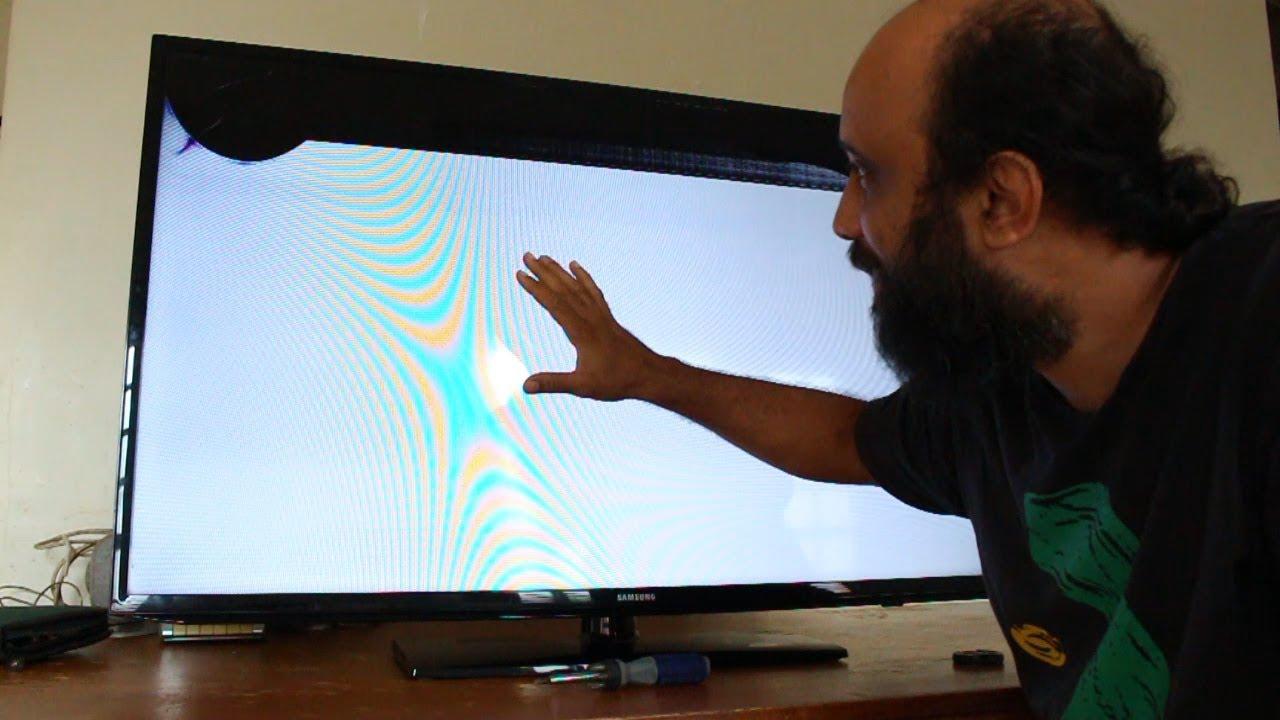 3e18ef3fa Transformei minha Smart TV Quebrada em um Quadro Branco para ser usado nos  meus dois novos canais.