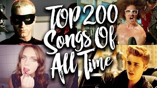 top 200 most viewed english songs of all time updated in 2017