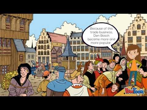 History animation video