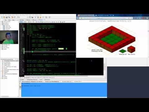 Bloginator AxE Live Stream - Isometric Game (4 of ...)