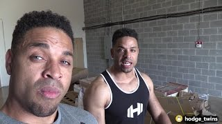 Gym Equipment Is Here | Status Of Private Gym | @hodgetwins(Hodgetwins on Tour buy tickets at: http://www.hodgetwinstour.com/ Watch Previous Video: Eating Seafood https://youtu.be/yZfQCxg1xD0 SUPPORT THE ..., 2016-07-13T01:49:52.000Z)