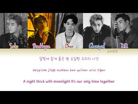 EXO – She's Dreaming (꿈) (Color Coded Han|Rom|Eng Lyrics) | By Yankat