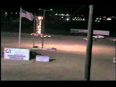Texas Thunder Speedway IMCA Stock Car Race Of Champions