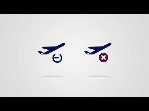How to: Unregelmäßigkeiten bei Flügen | Lufthansa