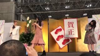 HKT48 森保まどか、松岡菜摘、神志那結衣によるきまぐれオンステージ.