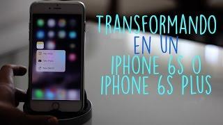 funciones del iphone 6s en tu iphone ipod touch y ipad