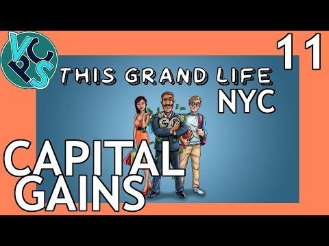 This Grand Life EP11 - Capital Gains – New York City! Adult Life Simulator Gameplay