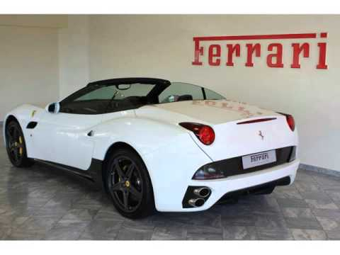 2014 FERRARI CALIFORNIA 30 Special Edition Auto For Sale On Auto Trader South Africa Vehicle Specs: 3400 km Cabriolet 4.3 l Petrol Tiptronic 2 Doors White RWD Excellent Body Condition Excellent...