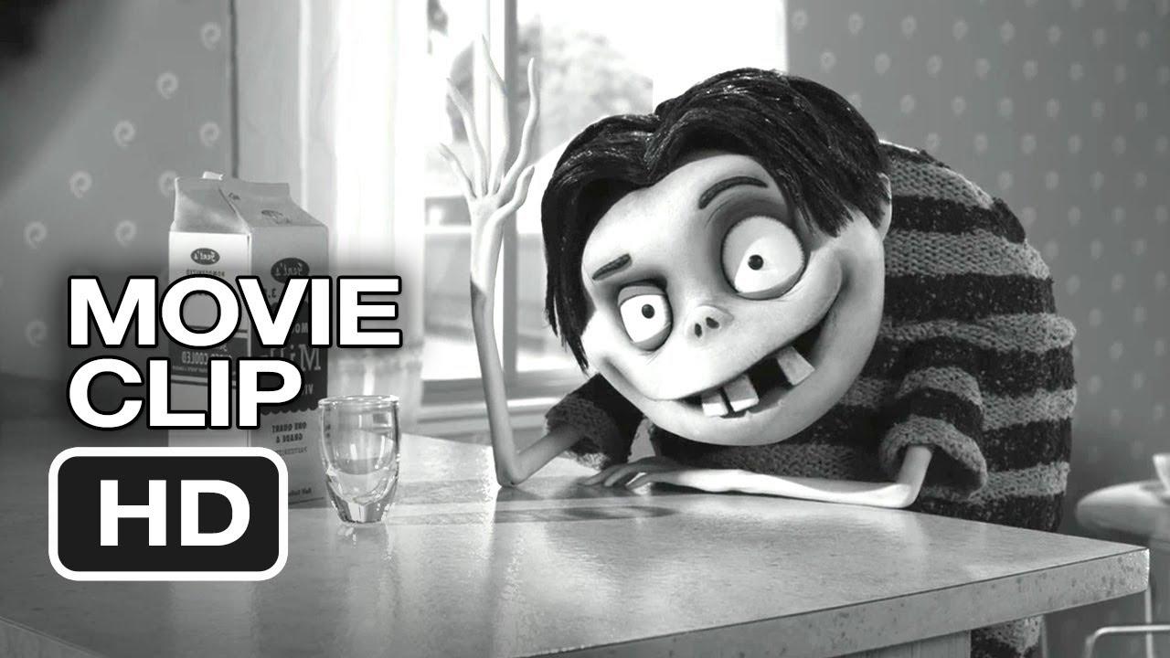Frankenweenie Movie Clip Edgar 2012 Tim Burton Animated Movie Hd Youtube