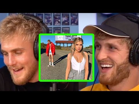 JAKE PAUL TALKS ALISSA VIOLET AND NEW SONG (THESE DAYS)