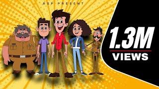 Smaashhing Simmba Cartoon - Promo - Rohit Shetty - Pogo TV   Smashing Simba