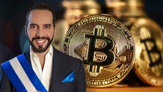 Nayib Bukele explicación de Bitcoin - El Salvador esta haciendo historia con el Lider Bukele