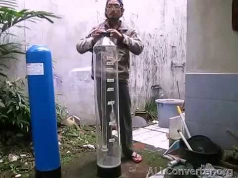 cara kerja backwash  multiport valve tabung filter air