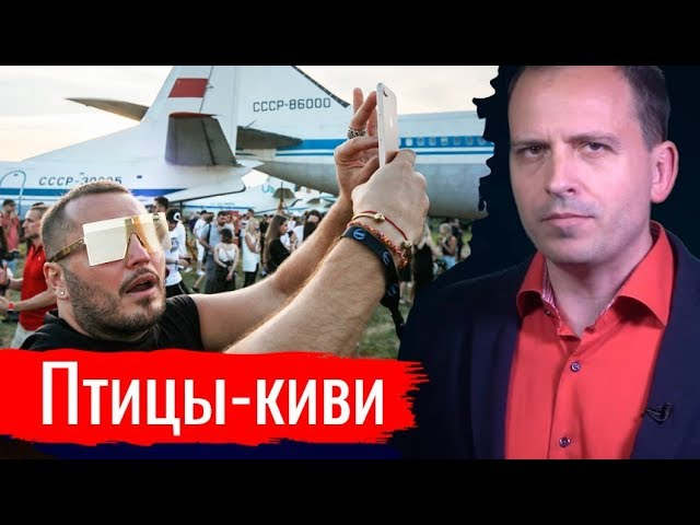 Константин Сёмин: Птицы-киви
