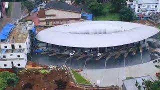 പതിനേഴു വര്ഷത്തെ കാത്തിരിപ്പ്; ഇതാ പതിനഞ്ചര കോടിയുടെ ബസ് സ്റ്റാൻഡ്    Thrissur Kunnamkulam Busstand