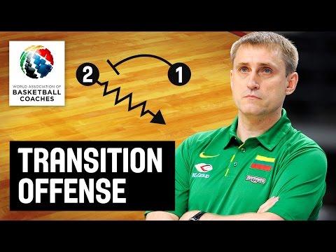 Transition Offense - Kestutis Kemzura - Basketball Fundamentals