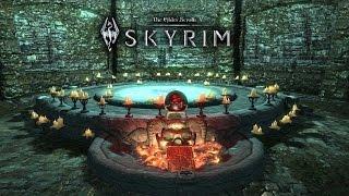 TES 5: Skyrim - Как найти кузницу Атронахов