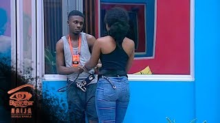 Finale BBNaija Dramatic Moments  Big Brother Double Wahala  Africa Magic
