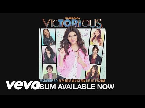 Victorious Cast - Here's 2 Us (Lyric Video) ft. Victoria Justice