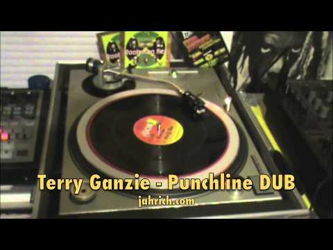 Terry Ganzie - Punchline DUBPLATE 4 Strictly Yard Sound