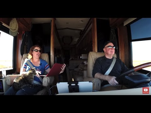 Past Live Drive - Fredericksburg, TX  to Burleson, TX to North Texas Jellystone Park