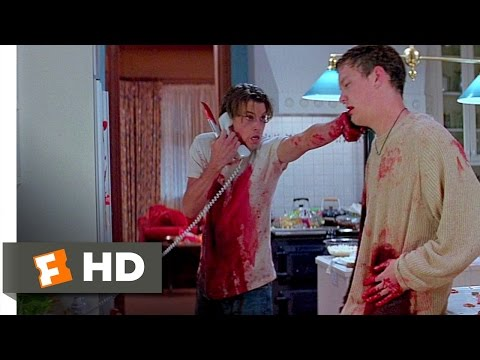 Scream (1996) - Turning the Tables Scene...