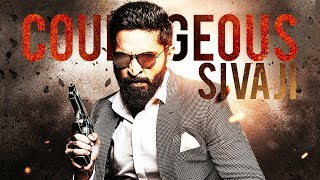 Courageous Sivaji Hindi Dubbed Action Movie 2017 | New Hindi Dubbed South Movies