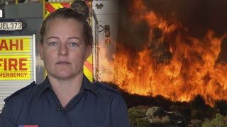 Australians coming together to help exhausted firefighters battling bushfires