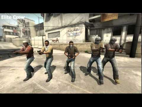 [CS:GO] All Botsounds | Terrorists