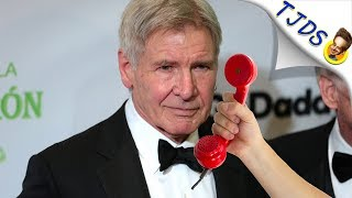 Harrison Ford Laying Off Pot To Clear His Head