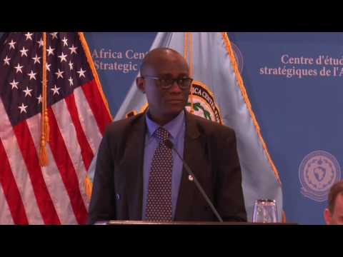 Analyzing Approaches to Security Sector Assistance in Africa - Brigadier General (Ret.) Saleh Bala
