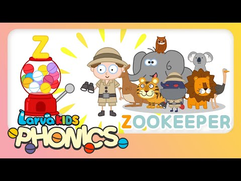 phonics-alphabet---episode-z-|-alphabet-play-|-kids-english-study-|-larvakids-study-|-kids