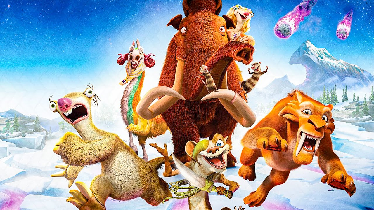 Trailer Ice Age 5