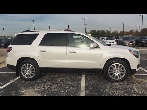2016 GMC Acadia Germantown, Bethesda, Columbia, Silver Spring, Gaithersburg MD T180064A