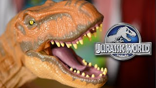 T.rex Stomp & Strike - Hasbro Review and Unboxing