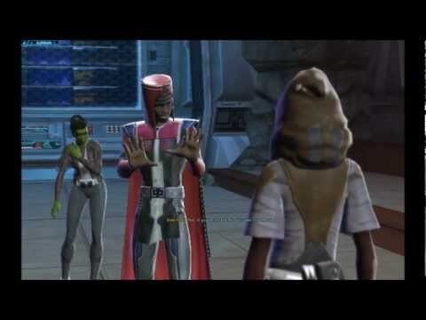 SWtOR Jedi Knight Story Cutscenes Pt. 13 [Chapter 1 / Alderaan / Light Side]