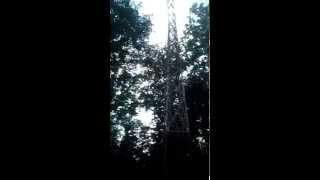 Пожарная каланча(Высота около 43 метров. Созданна для слежения за возникновением лесных пожаров и регулярно используется..., 2013-06-09T17:45:32.000Z)