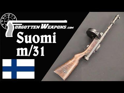Download Suomi m/31 - Finland's Excellent Submachine Gun
