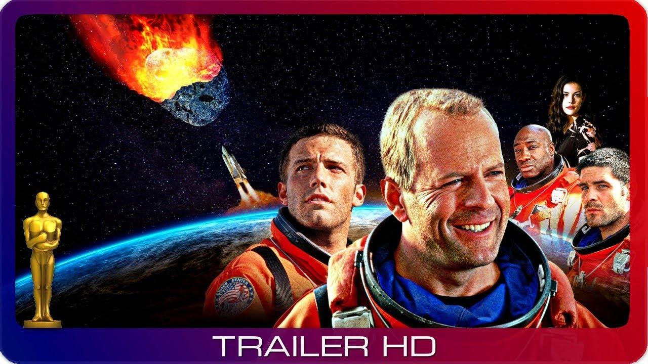 Armageddon ≣ 1998 ≣ Trailer ≣ German | Deutsch