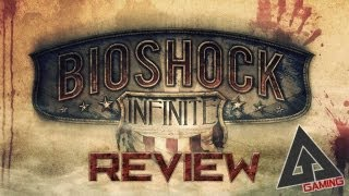 Bioshock Infinite Review (XBOX/PS3/PC)