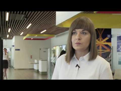 Agnieszka Pocztowska o nowo otwartym Shell Business Operations Kraków