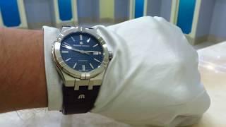 видео Часы Maurice Lacroix