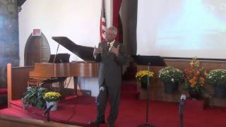 Dr. Vijayan Charles sermon: Spiritual Rest. 09-15-12