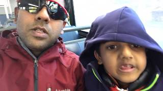 Public Bus Travel Experience USA (2019)  Tamil VLOG
