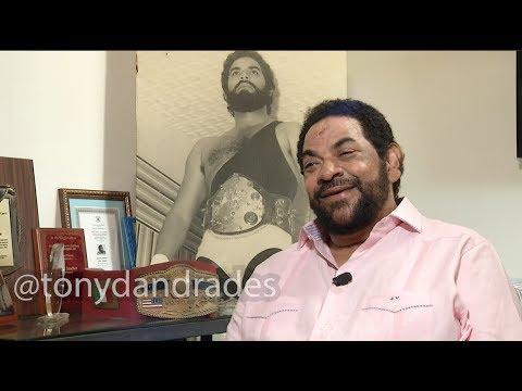 Entrevista Inedita al luchador Dominicano Jack Veneno, Septiembre 7 2019