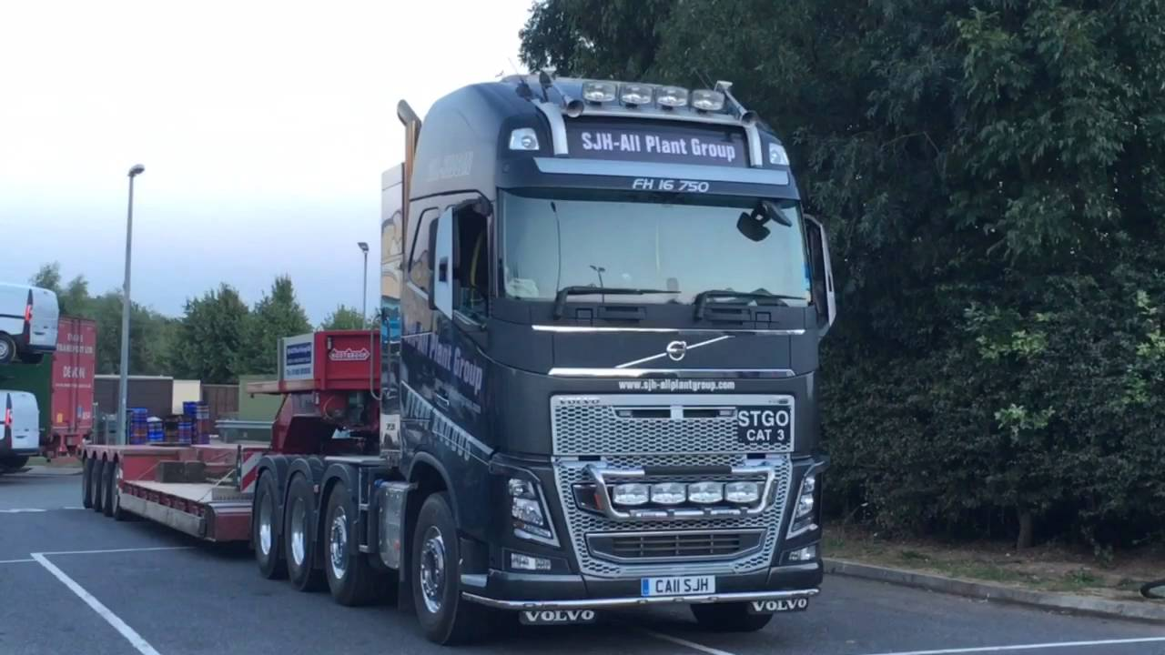 New Volvo Fh16 750 Youtube